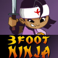 Play 3 Foot Ninja game